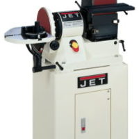 "Jet JSG-96CS 6"" Belt/9"" Disc Sander W/Closed Stand"
