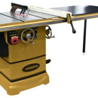 "Powermatic PM1000 Table Saw W/52"" Fence"