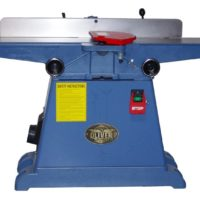 "Oliver 6"" Jointer w/Helical Cutterhead"