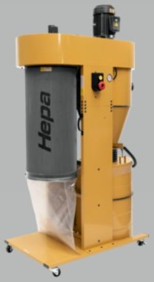 Powermatic PM2200 Cyclonic HEPA Dust Collector